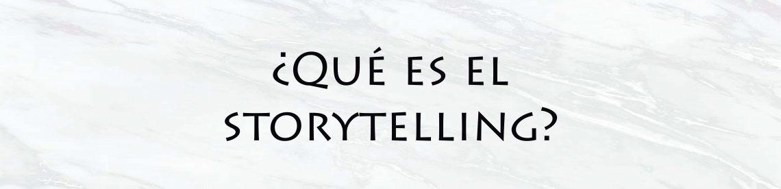 que es el storytelling por adara visual