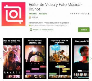 aplicacions para hacer vídeos con fotos